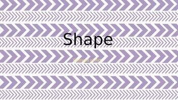 Shape an Element of Art