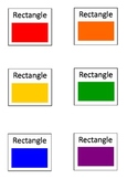 Shape and Color Cards