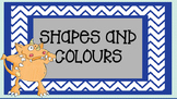 Shape and Colour (UK spelling)