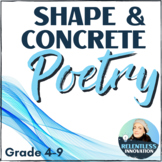Shape and Concrete Poetry Handout