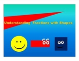 Shape and Fraction Game