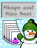 Hands On Centers: Hat and Mittens (Shapes)