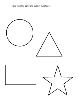 Shape cutting Practice and assessment