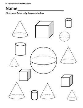 Shape find 2D and 3D pages