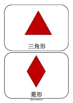 Shape in Chinese thumbnail