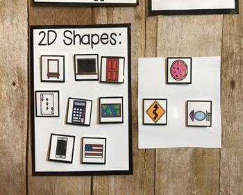 Shape of the Day Calendar Companion (Preschool and Kindergarten)