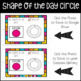 Shape of the Day Calendar Activities and Companion Digital Learning