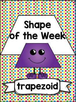 2D Shape Trapezoid