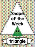 2D Shape Triangle