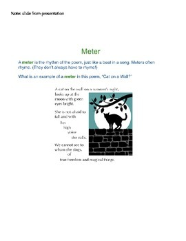 Shape of the World: Concrete Poetry in the Classroom