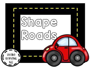 Shape roads