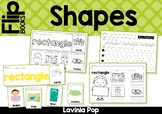 Shapes Flip Books