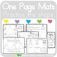 Shapes Posters and Worksheets Bundle