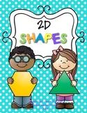 2d Shapes!