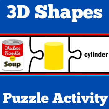 3D Shapes Activity | 3D Shapes Kindergarten