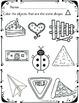 2D Shapes Worksheets