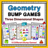 Geometry Games: 3D Shapes and Nets {Three Dimensional Shapes}