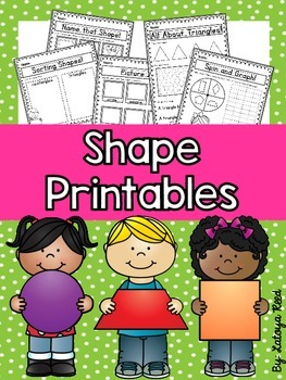 Shape Printables