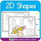 Shapes Trace and Complete
