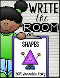 Shapes Write the Room Center