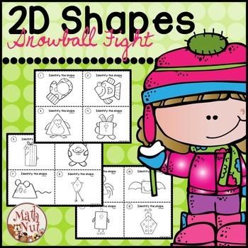 2D Shape Identification Game