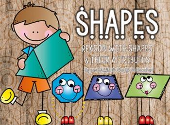 Shapes: 2D, 3D & Partitioning