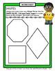 2D Shapes - Design Character Shapes - Kindergarten to Grad