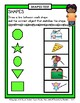 Shapes - 2D Shapes - Match Objects to Shapes-Kindergarten