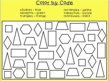 Shapes - 2D and 3D Flipchart