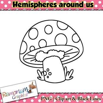Shapes 3D Hemisphere Clip art