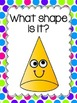 Shapes - 3D Solid Shapes Fluency Packet
