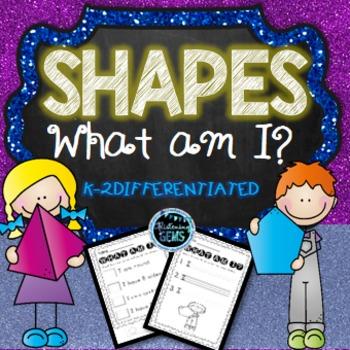 Shape Worksheets & Printables