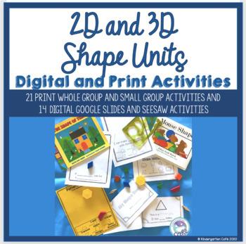 Shapes: A Math Unit