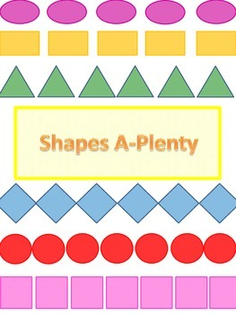 Shapes A-Plenty