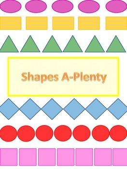 Shapes A-Plenty