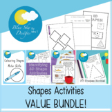 Shapes Activities BUNDLE!