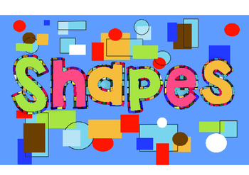 Shapes Activity Cards