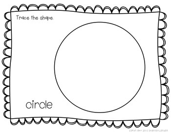 2D Shapes Activity Mats - Perfect for Playdoh, Manipulative, or Dry Erase