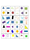 Shapes Activity Pack Common Core Aligned