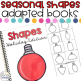 Shapes Adapted Books Bundle for the YEAR!