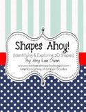 Shapes Ahoy! (Exploring 2D Shapes)