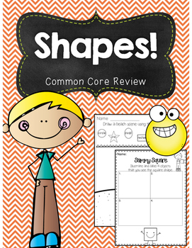 Review: Shapes All Around!