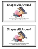 Shapes All Around: Guided Reader
