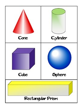 Shapes All Around Us!