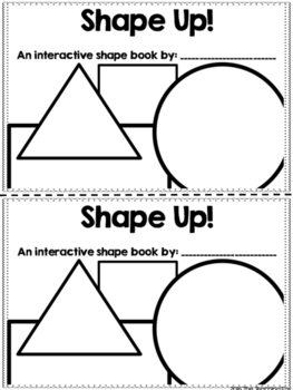 Shapes - An Interactive Reader