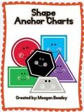 Shapes Anchor Charts