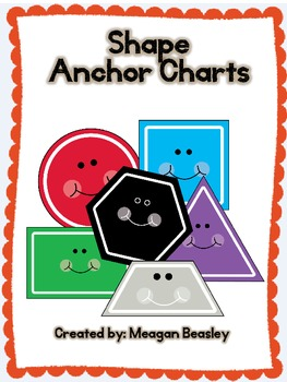 Shapes Anchor Charts