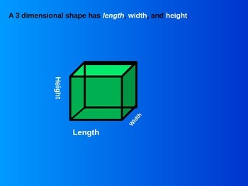 Shapes, Angles and Sides
