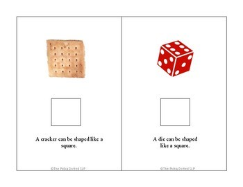 Shapes Interactive Book