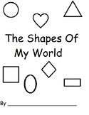 Shapes Are Everywhere: A Great Workbook to review shapes, tracing and more